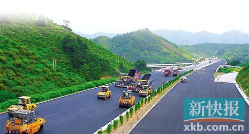 潮惠高速二期月底通车 广州出发一路高速4个钟到潮州