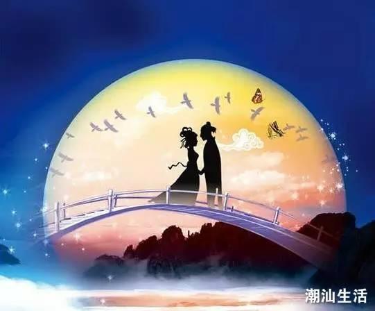 5051,七月初七情人节(原创) - 春风化雨 - 诗人-春风化雨的博客